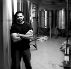 Trillium Brewing co-founder, J.C. Tetreault