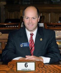 Georgia State Sen. Hunter Hill