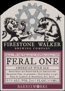 firestone walker feral one