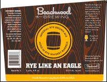 beachwood rye like an eagle