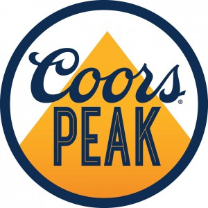 Coors Brewing Company Coors Peak Logo