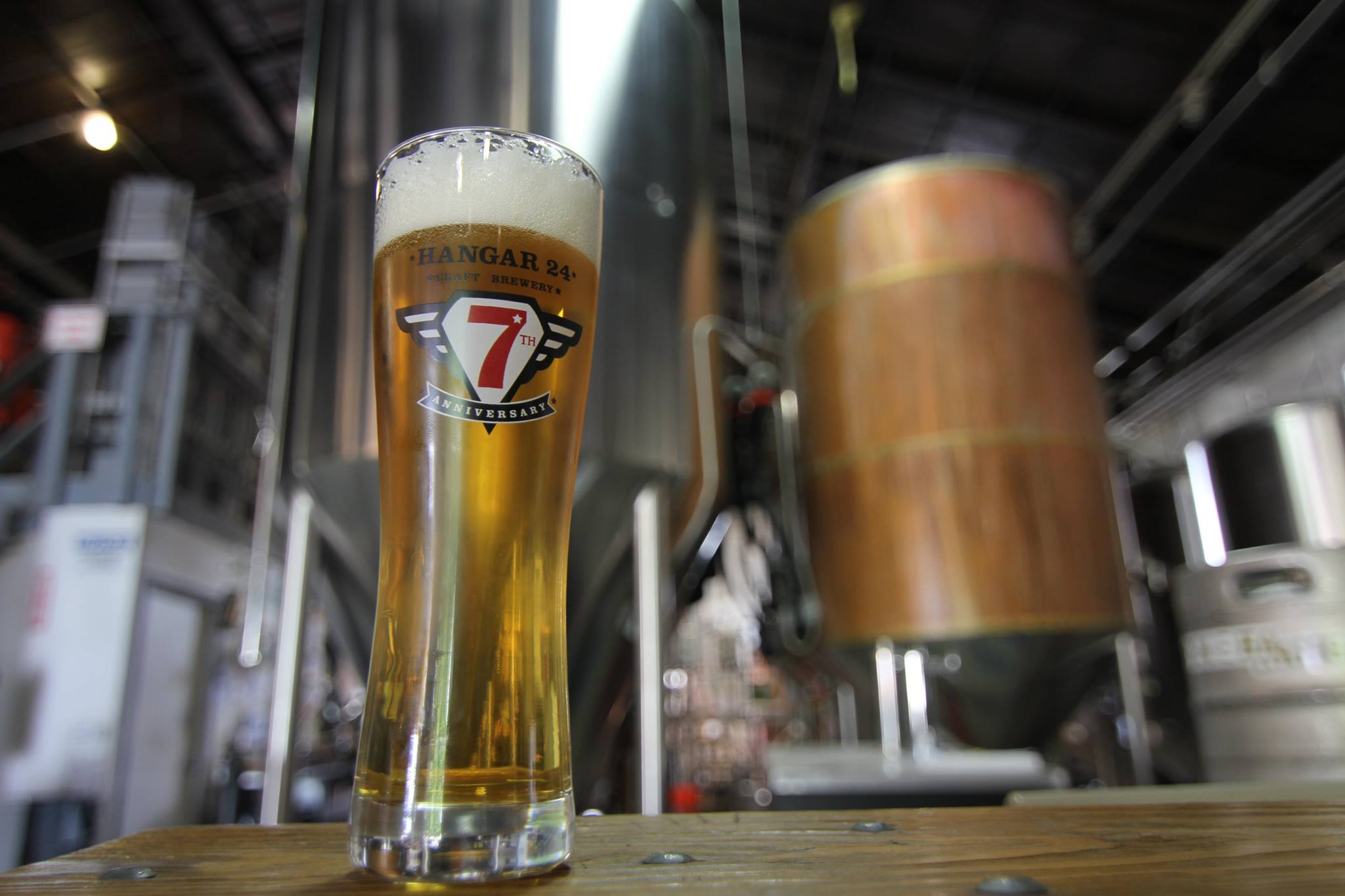 Hangar 24 to Debut 7th Anniversary Pils | Brewbound.com