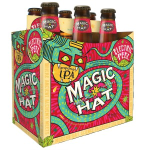 Magic Hat Brewing Company Electric Peel