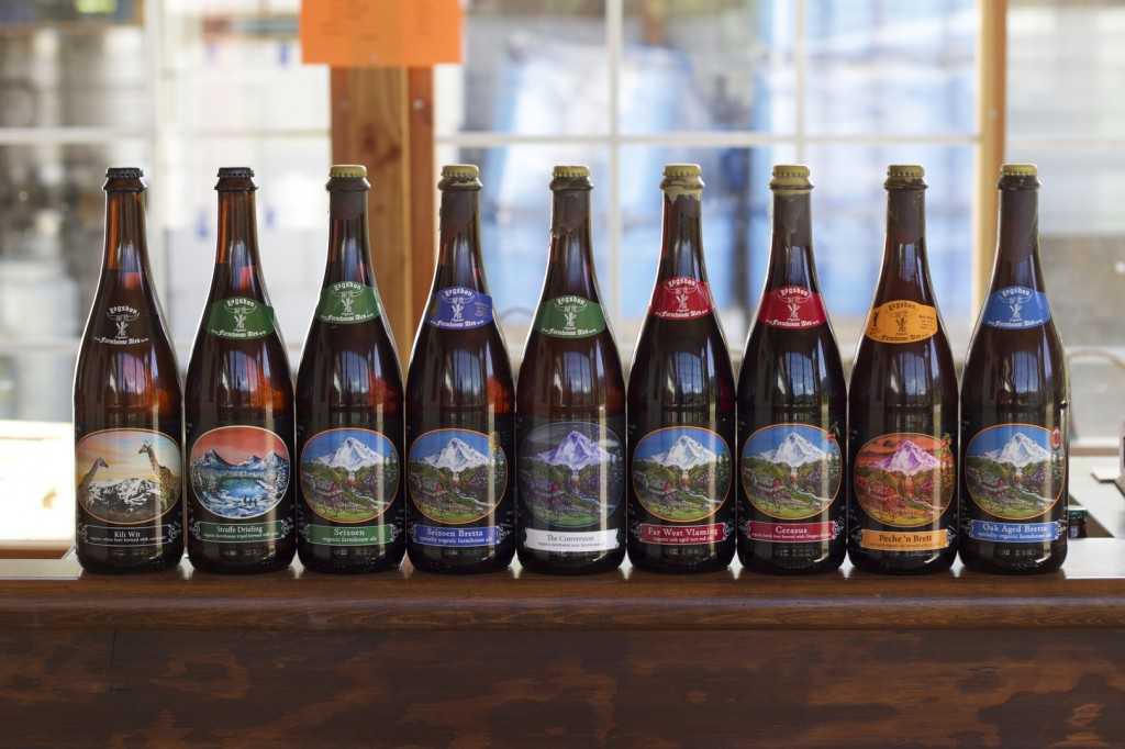 Logsdon Farmhouse Ales Founder Plans to Sell Stake Retire