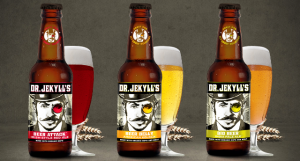 Dr. Jekyll's Organic Craft Beer