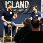 Do Your Homework: Castle Island Founder Shares Startup Story at Brew Talks New England