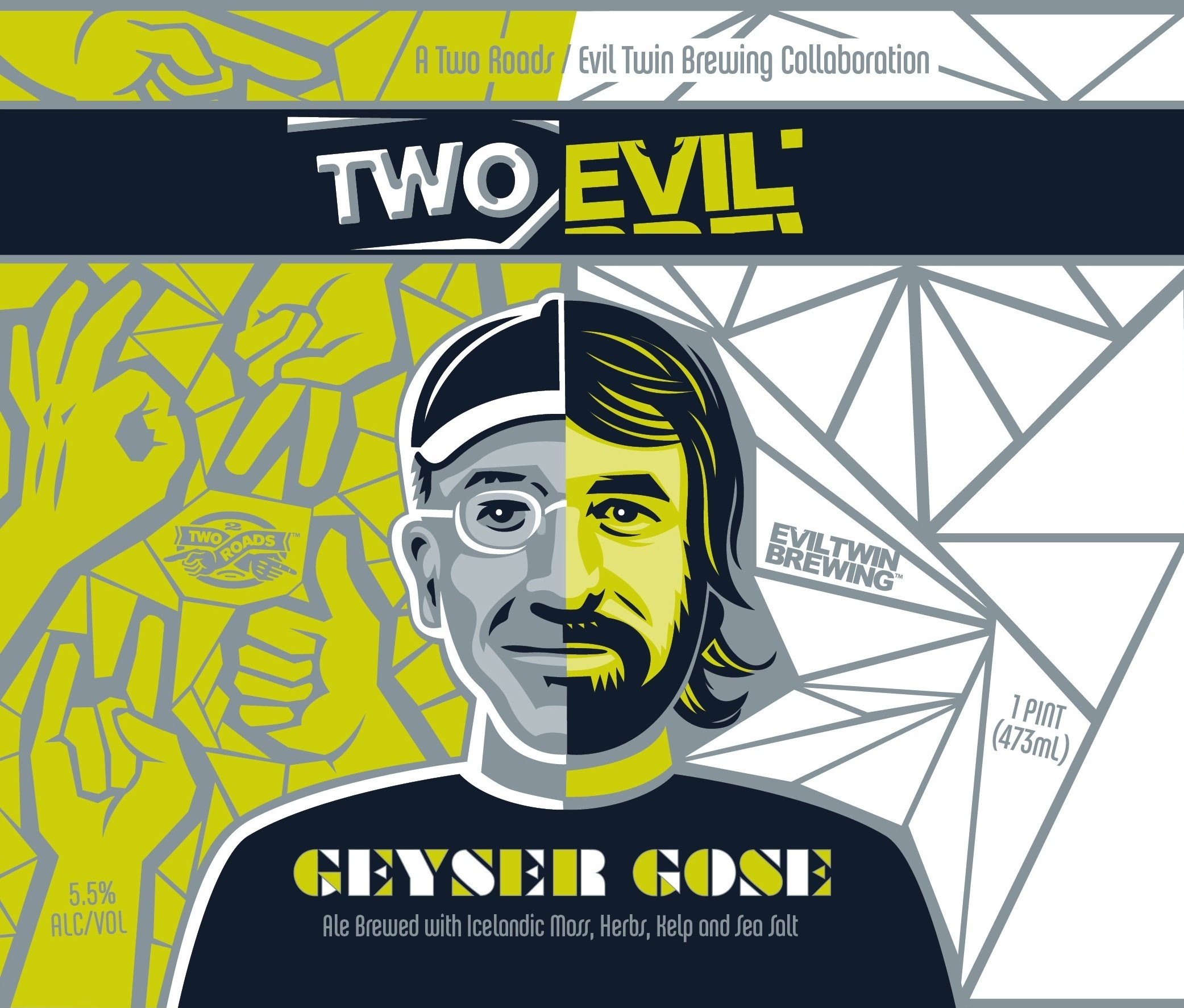 Two Roads And Evil Twin Collaborate On A Two Evil Geyser