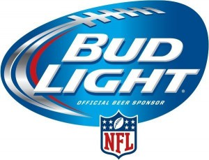 Anheuser-Busch Bud Light National Football League Logo