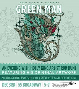 Green Man Holly King