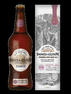 Innis  Gunn Bourbon Aged Dark Ale 660ml box (2)