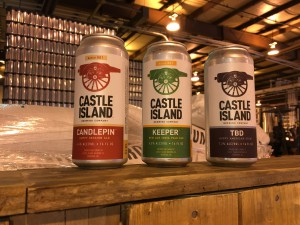 Castle Island Cans