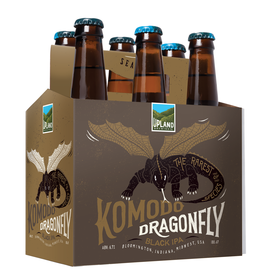 Upland Brewing Komodo Dragonfly IPA