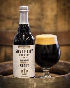 Silver City Bourbon Barrel