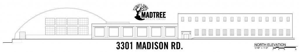 MadTree Brewing Second Brewery Render