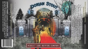 Scarlet Lane Brewing Company Announces Dorian with Coconut Bottle Release