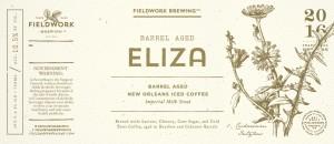 Fieldwork Brewing to Release Bottles of Barrel Aged Eliza For San Francisco Beer Week
