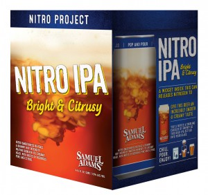 Sam Adams Nitro IPA