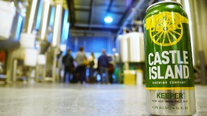 Castle Island Keeper IPA