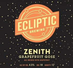 Ecliptic Zenith