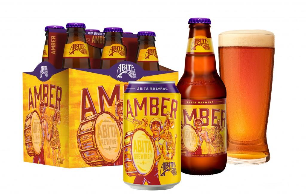 New Abita Amber 6 pack