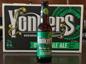 YONKERS BREWING CO. UNVEILS IPA IN NEW PACKAGING