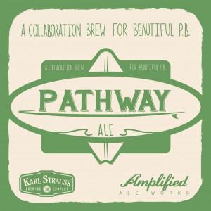 Pathway Ale Coaster