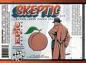 Epic Brewing Ska Brewing Skeptic Ale
