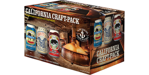 Anchor Brewing California Craft Pack cans