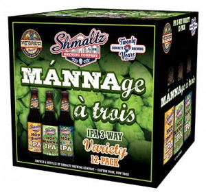shmaltz mannage a trois variety pack