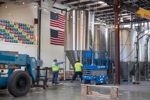 Grayton Beer Company Brewery Expansion
