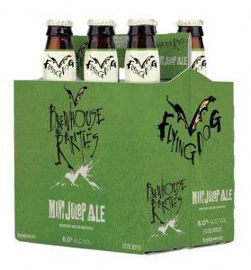 Flying Dog Brewery Mint Julep Ale