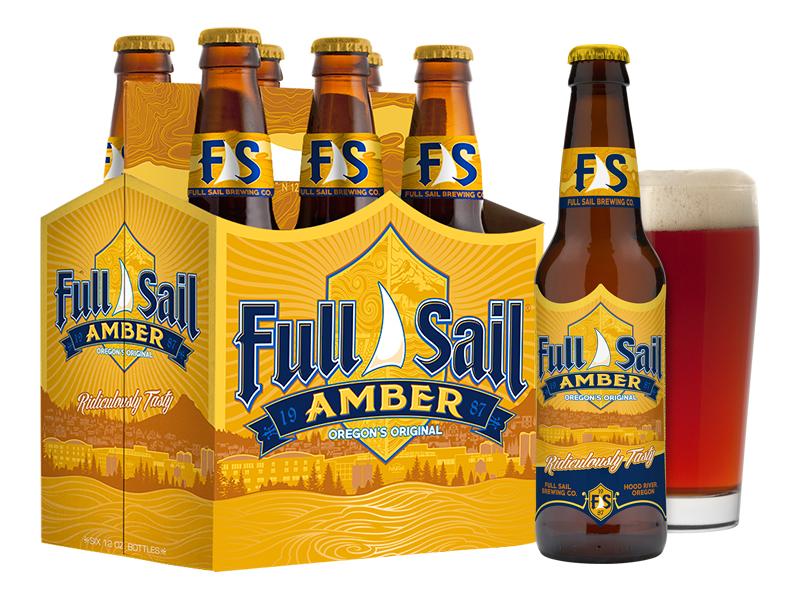 Full Sail Amber 6Pk