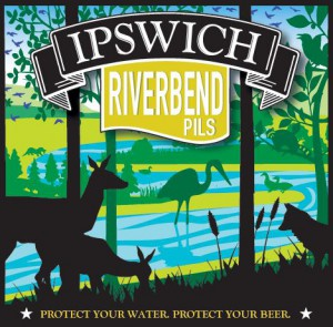 Ipswich Ale Brewery Riverbend Pils