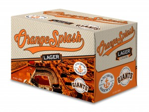 Anchor Brewing Orange Splash case