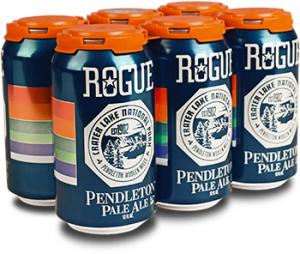 Rogue Ales Pendleton Pale Ale 6 pack
