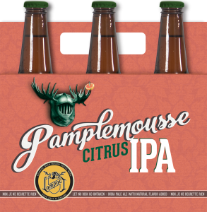 Lompoc Brewing releases six-pack bottles for two of its popular IPAs