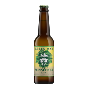 Green Man Brewery Launches Sunseeker Pils in May