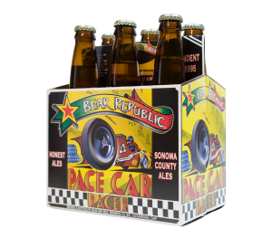 Bear Republic Pace Car Racer 6 pack