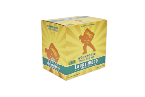 Laurelwood Work Horse IPA 12 pack
