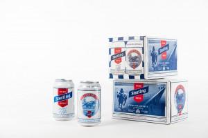 """Sterling Beer """"Sterling Greats"""" Secretariat"""