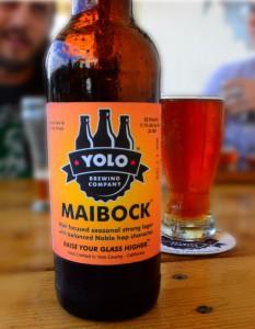 Yolo Brewing Company Maibock