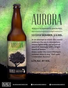 Blake's Hard Cider Aurora