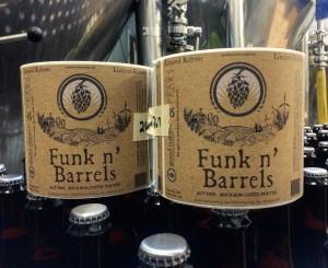 Good Nature Farm Brewery Funk n' Barrels Series Beer