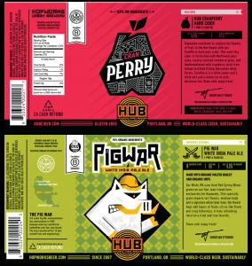 Hopworks Cider and Summer Seasonal Beer