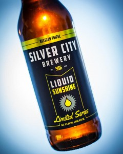 Silver City Liquid Sunshine Belgian Tripel