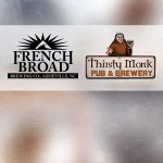Thirsty Monk Pub & Brewery to Acquire Neighboring French Broad Brewery