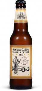 Smal Town Brewery Not Your Father's Vanilla Cream Ale