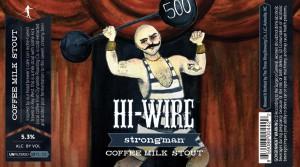 Hi-Wire StrongMan Coffee