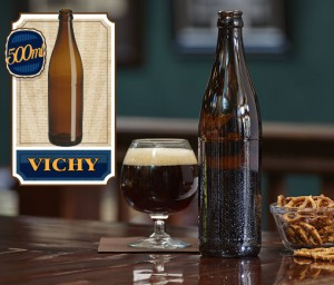 Ardagh Group Introduces Two American-Made 500ml Amber Glass Beer Bottle