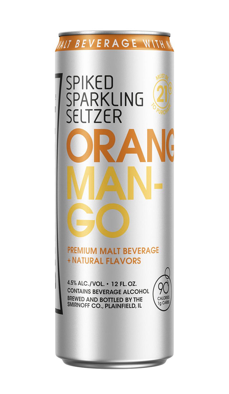 Smirnoff Introduces New Spiked Sparkling Seltzer